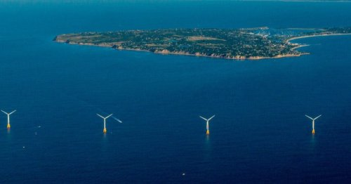 Study shows North Atlantic wind farms could power the whole world