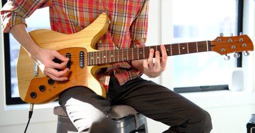 Phoenix guitar takes a modular approach to tone