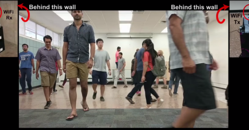 Researchers show they can count people through walls using only Wi-Fi