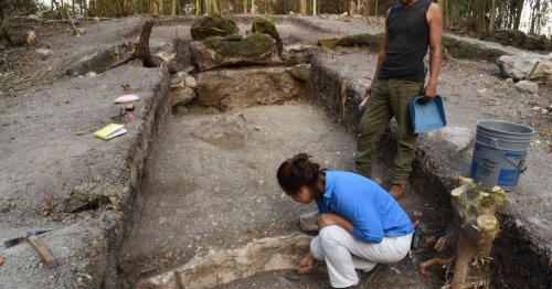 Laser mapping reveals nearly 500 ancient ceremonial sites in Mexico
