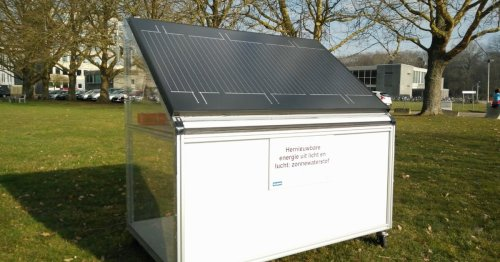 Record-breaking device uses sunlight to produce hydrogen at 15% efficiency