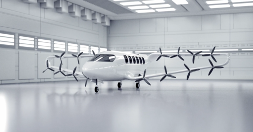 Craft Aero proposes a new type of blown diamond box-wing 9-seat eVTOL