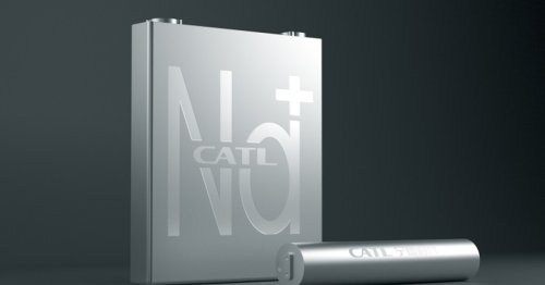 Chinese giant CATL launches a commercial salt-based battery for EVs