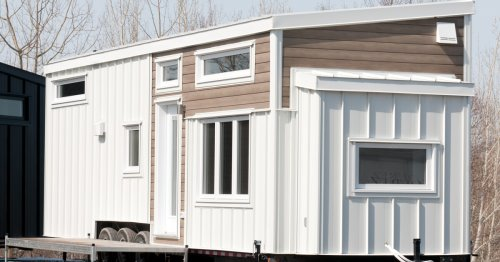 Spacious tiny house goes big on home comforts