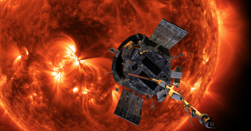 Parker Solar Probe clocks 330,000 mph as the fastest object ever made