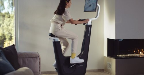 Playpulse One combines gaming and stationary cycling in one device