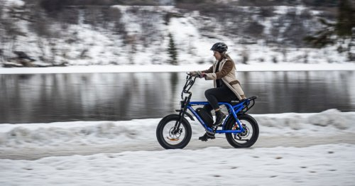 Biktrix rides for miles on its first moped-style Moto ebike