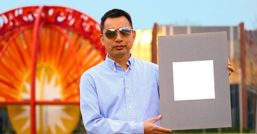 Whitest paint ever created could have air-con like cooling effects