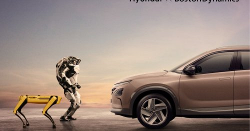 Hyundai buys Boston Dynamics, maker of Spot the robotic dog