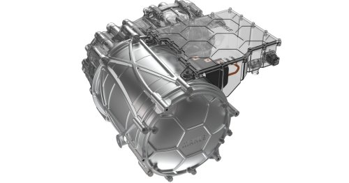 Mahle's cheap, highly efficient new EV motor uses no magnets