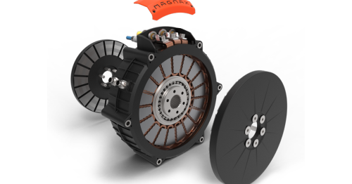 Magnax prepares to manufacture radically high-powered, compact axial flux electric motor