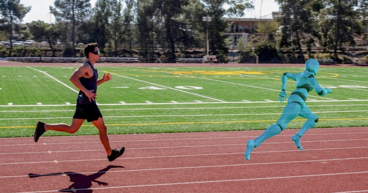 Ghost Pacer AR headset pits you against a virtual running partner