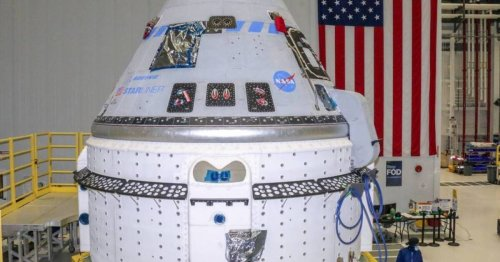 Boeing's Starliner capsule gears up for second attempt to reach ISS