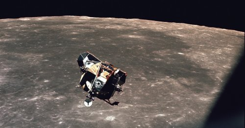 The Apollo 11 Ascent Stage may still be orbiting the Moon