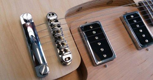 Phoenix guitar will host pop-in tonewood modules