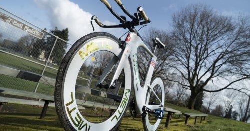 NASA's shape memory airless tire tech makes its way onto bicycles