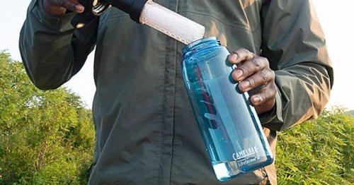 CamelBak's latest bottles integrate LifeStraw's water filtering tech