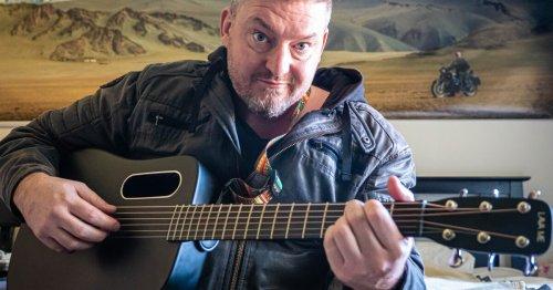 Review: Lava's Me 2 carbon fiber guitar is a next-gen surprise package