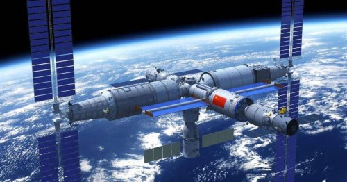 Chinese astronauts return after a record-breaking 90 days in space