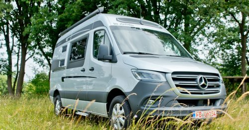 La Strada turns all-new Mercedes Sprinter into on/off-road adventure camper van