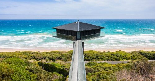 Gallery: Don't look down – The most spectacular and precarious cliff-side houses
