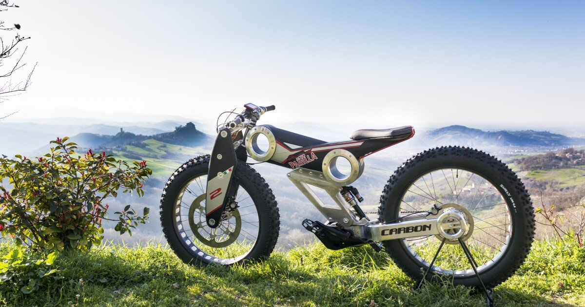 SUV of electric bikes looks to conquer streets and dirt