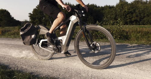 Hard-edged ebike brings beefy MTB specs to your daily urban commute