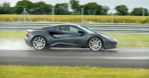 Lotus Emira kicks off new generation of small, spunky performance