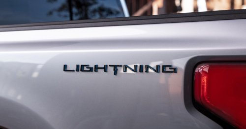 Lightning to strike when all-electric Ford F-150 debuts next week