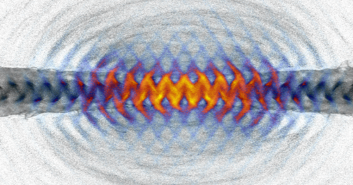 Laser pincers generate antimatter by recreating neutron star conditions