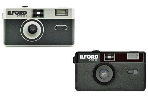 Ilford brings back the point-and-shoot 35mm film camera