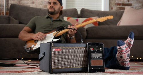 Positive Grid Spark review: A smart game-changer for guitarists