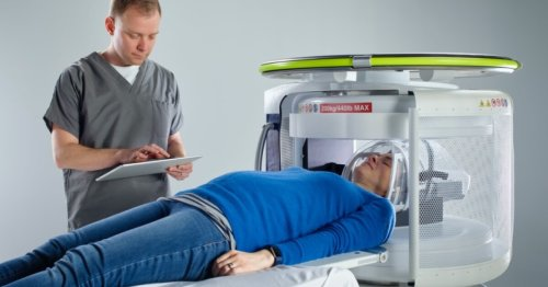 World's first portable MRI machine comes to patients