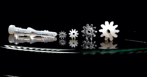 Revolutionary technique produces injection-molded glass objects