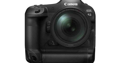 Canon puts professionals in focus with EOS R3 full-frame mirrorless camera
