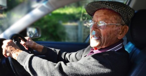 Early signs of dementia can be detected by tracking driving behaviors