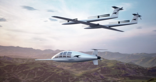Talyn's detachable lift system: A radically different eVTOL aircraft