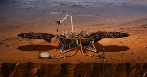 Mars InSight reveals first crust-to-core snapshot of Red Planet