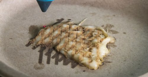 Lasers could bring the precision of 3D printing to the cooking of food