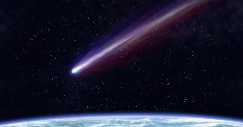 Extraterrestrial protein discovered in meteorite for the first time