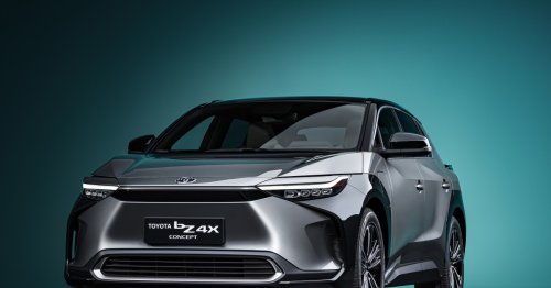 Toyota previews bZ line of BEVs with solar-charging SUV concept