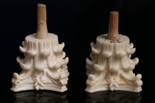 Tusk-free ivory substitute can be 3D printed into complex shapes