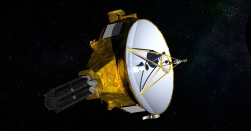 New Horizons snaps photo of Voyager 1 from 11 billion miles away