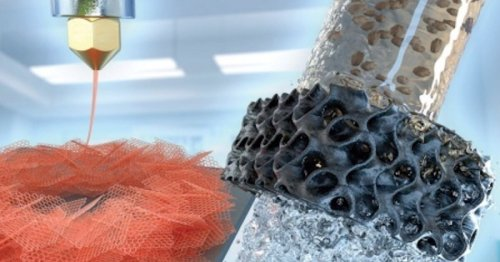 3D-printed graphene aerogel makes efficient, scalable water filter