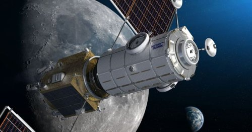 HALO space habitat module passes preliminary design review