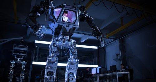 Interview: Vitaly Bulgarov, designer of that giant Korean robot suit