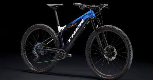 Trek powers over trail with lightest full-squish e-mountain bike yet