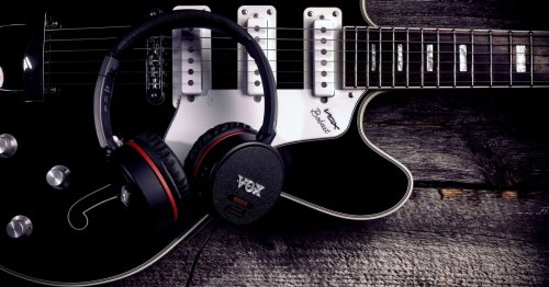 Vox puts a guitar/bass amp on your head with the VGH series headphones