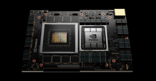 Nvidia's new Grace CPU is designed for AI-powered supercomputers