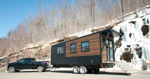 All-weather tiny house is designed for the modern Nomad